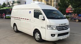 福田G7冷藏车厢长2.9米(豪华版)