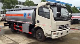 (7-8吨热卖款) 东风大多利卡加油车