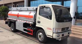 东风4吨加油车(柴油介质)