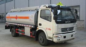 东风多利卡油罐车(8吨推荐型车型)